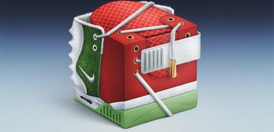 Tangled box